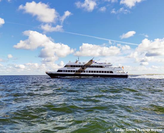 Adler-Schiffe