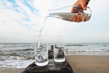 Trinkwasser Refill-Stationen auf Sylt