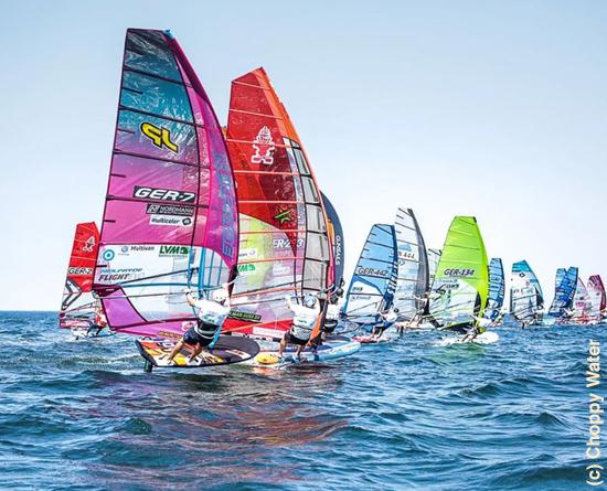 Multivan Surf Cup Sylt