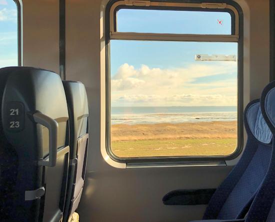 Neue direkte Zugverbindung von München nach Sylt.
