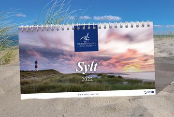 Sylt Postkarten-Kalender